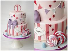Sweet Cake by Sugarbelle Cakes