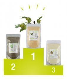 Dossier thématique - Comment utiliser les poudres de plantes pour le soin des cheveux ? - Aroma-Zone