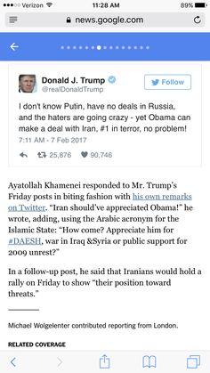 WWIII will begin on twitter SMH 😑