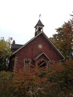 Fishers corners school house- Bradford area
