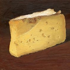 Cheese: Paintings by Mike Geno