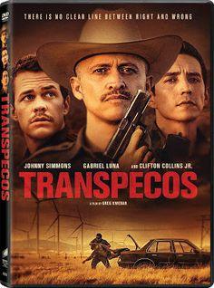 TRANSPECOS En DVD Digital el 26 de Septiembre