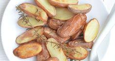 roseval aardappels uit de oven