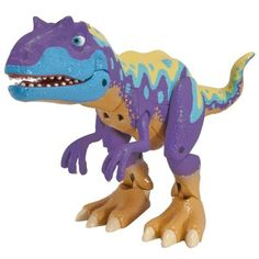 Brinquedo Tomy International Dinosaur Train InterAction Alvin #Brinquedo #Tomy International