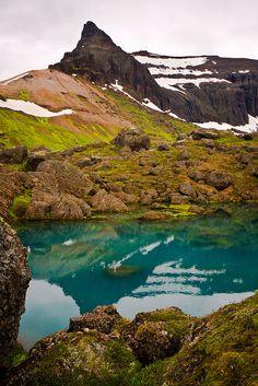 Stórurð by Gareth Codd Photography, via Flickr