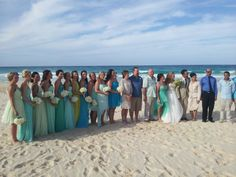 Ocean wedding colors Wedding Colors, Ocean, Sea, The Ocean