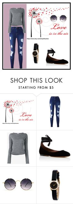 """""""Untitled #67"""" by ellen7ellen ❤ liked on Polyvore featuring Acne Studios, Tabitha Simmons, Spitfire and Marc by Marc Jacobs"""