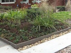 Curious About Options When It Comes To Edging Around Your Garden Beds? With  All The