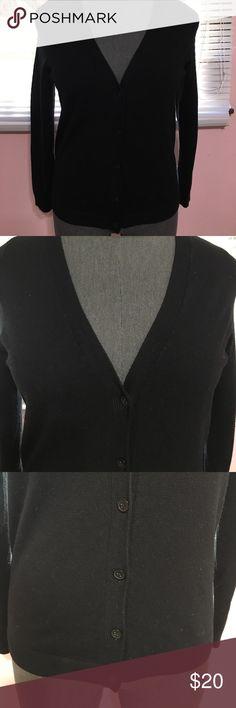 ⬇️price drop⬇️Lane bryant cardigan Lane bryant black cardigan size 14/16 Lane Bryant Sweaters