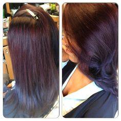 A #byMario hair color by #MarioTricociGeneva colorist @AmynColoristMT (photo cred). #MarioTricoci #ChicagoSalon #ChicagoSpa