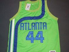 'Pistol' Pete Maravich 1971-72 Atlanta Hawks Jersey. I want this!!