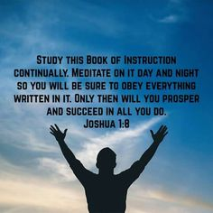 Importance of studying the Word