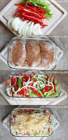 New Food & drink: Easy Fajita Chicken Bake Recipe