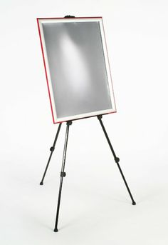 Amazon.com: Displays2go Lightweight Portable Aluminum Easel with Travel Bag for Floor or Counter, 64.5-Inch Tall, Black (EAS3BLK): Office Pr...