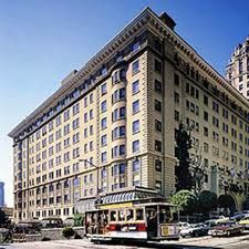 Classic San Francisco Hotel, The Stanford Court on Nob Hill.