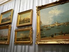 The Wallace Collection - Canaletto Room