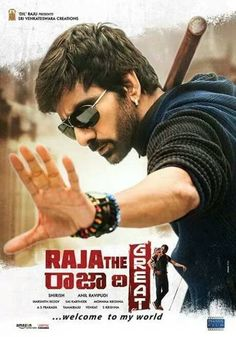 IMDb Rating: Genre: Action Director: Anil Ravipudi Release Date: 13 October 2017 Star Cast: Ali, Annapoorna Amma, Jabardasth Appalarao Movie Story: Raja The Great Links extramovies, Raja The Great Links watch online, Raja The Great Links Hindi Movies Online Free, Telugu Movies Online, Latest Hindi Movies, Movies Free, Free Films, Movies 2017 Download, Download Free Movies Online, Free Movie Downloads, Hindi Movie Film
