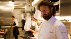 Grognards: Gli chef del benessere, no a grassiCracco fa la st. Hells Kitchen, Chef Jackets, Menu, Italia, Dancing With The Stars, Menu Board Design