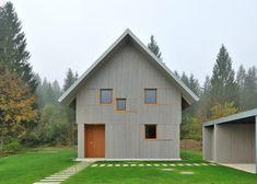 House R, bohinj / Bevk Perovic Arhitekti