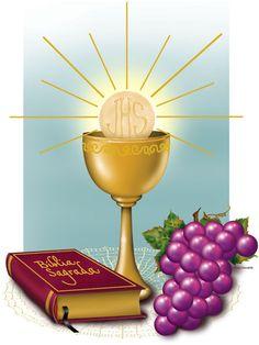Image result for simbolos da eucaristia
