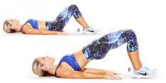 Hips Thrust : toutes les variantes de l'exercice roi pour les fessiers - Les Éclaireuses Body Challenge, Squat Challenge, Sculpter Son Corps, Natural Remedies For Insomnia, Cellulite Exercises, Bodybuilding Workouts, Look Younger, Sports Nutrition, Sports