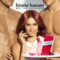German brand Bruno Banani presents a new perfume for the ladies called Woman's Best, launching at the beginning of 2017. http://www.fragrantica.com/news/Bruno-Banani-Woman-s-Best-9071.html