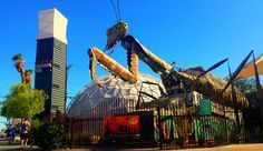 Where to Enjoy Good Eats and Treats in Las Vegas Downtown Container Park