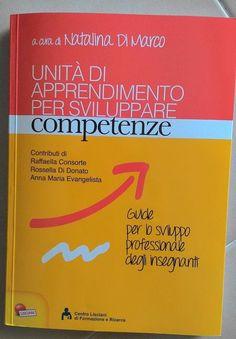 """Pedagogia e didattica: Recensione """"Unità di apprendimento per sviluppare competenze"""" di Lisciani"""