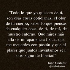 Cortázar: