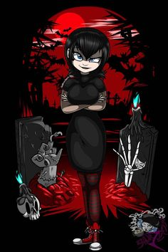 Want to discover art related to vampire? Check out inspiring examples of vampire artwork on DeviantArt, and get inspired by our community of talented artists. Vampire Song, Vampire Art, Gothic Anime, Gothic Art, Hotel Transylvania Movie, Vampire Queen, Halloween Pictures, Mavis, Character Description
