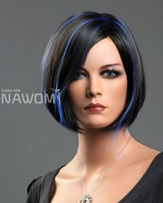 Synthetic Women Short BOB Wig ZL7-2-F14 - $25.00 : wigs outlet