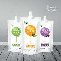 제품/패키지 디자인 포트폴리오 보기 | 라우드소싱 Bottle Packaging, Cosmetic Packaging, Food Packaging, Packaging Design, Protein Shake Diet, Simple Packaging, Multigrain, Bottle Design, Label Design