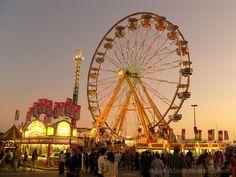 the 'CNE' Canadian National Exhibition Niagara Falls, Ontario, Toronto, Past, Summertime, Nostalgia, Fair Grounds, Canada, Gta