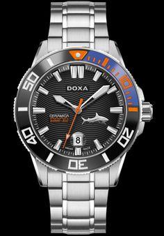 Master Horologer: DOXA - New Shark Ceramica L Collection
