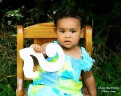 Toddler Birthday Photgraphy