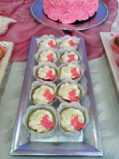 Mini Fresh Strawberry Cheesecakes