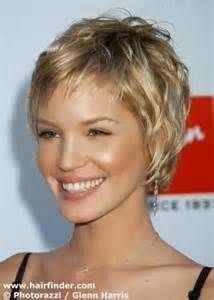 ... pictures of short haircuts for older women with thin hair for you