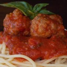 """World's Fastest Meatballs 