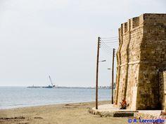 Larnaca Castle Cyprus, Castle, Island, History, Monuments, Places, Travel, Life, Historia