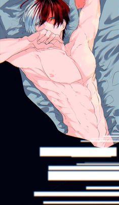 Read Shoto Todoroki NSFW Alphabet from the story NSFW Anime Scenarios by TeruTategami (Teru Tategami) with 687 reads. Anime Sexy, Hot Anime Boy, Cute Anime Guys, Manga Anime, Me Anime, Anime Love, All Out Anime, Otaku, Chibi