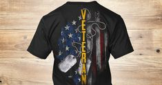 Discover U.S. Veteran T-Shirt from Veteran Best Sellers, a custom product made just for you by Teespring. With world-class production and customer support, your satisfaction is guaranteed. - Veteran