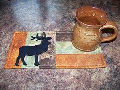 Log Cabin - Elk - ... By Deb Bohringer | Quilting Pattern