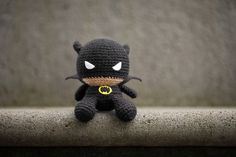 Fat Face Batman // Product and Pattern by Xuan Nguyen