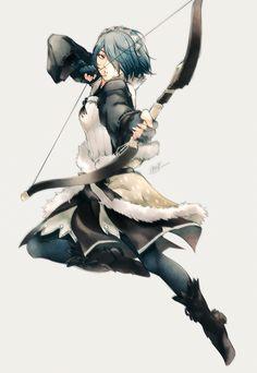 Fire Emblem Fates - Setsuna