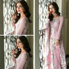 Indian and Pakistani Custom Bridal and Party Wear. Heavy Made to Measure Designer Bridal and Party Wear Pakistani Wedding Outfits, Pakistani Dresses, Indian Dresses, Wedding Hijab, Wedding Wear, Beautiful Dresses, Nice Dresses, Awesome Dresses, Work Dresses
