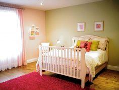 Chambre juvénile aux accents colorés Cribs, Toddler Bed, Furniture, Home Decor, Home Decoration, Bedroom, Cots, Child Bed, Decoration Home