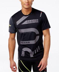 Reebok Men s Running Graphic T-Shirt Reebok T Shirt 5bb848de33097