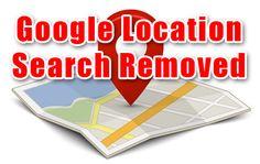 Google Search by Location Feature Removed Seo Articles, Search Engine Optimization, Geo, Filters, How To Remove, Google Search, Learning, Studying, Teaching