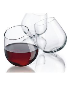 Rolly Poly Wineglass - Set of Four