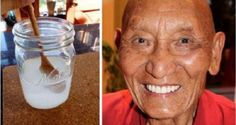 The fact that the Tibetan monks have very healthy teeth until old age dates from ancient times. In fact, people in this mountain areas have never heard of dentists or commercial toothpastes.Their secret lies in a very simple and easy recipe. And here in this article we will share this recipe with you. For preparing this natural toothpaste you need to put one tablespoon of kosher salt into a half glass of boiled and then cooled water. Now stir this mixture energetically for about one minute…